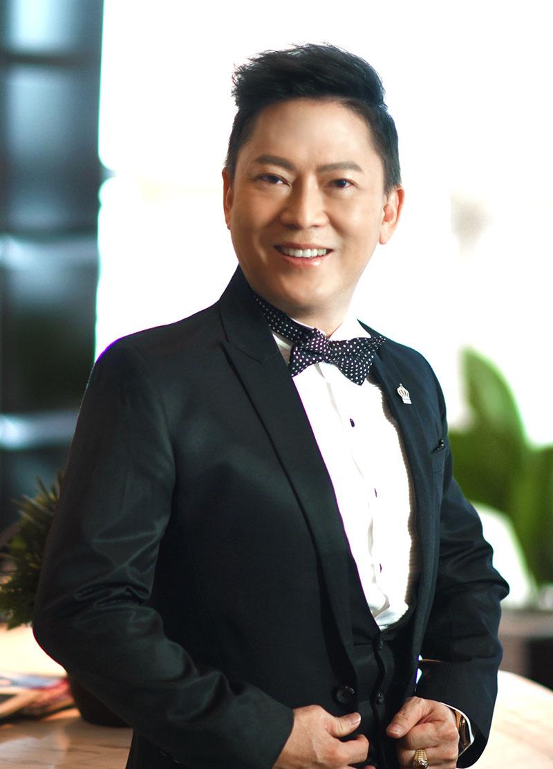 主席拿督黃貴華博士
