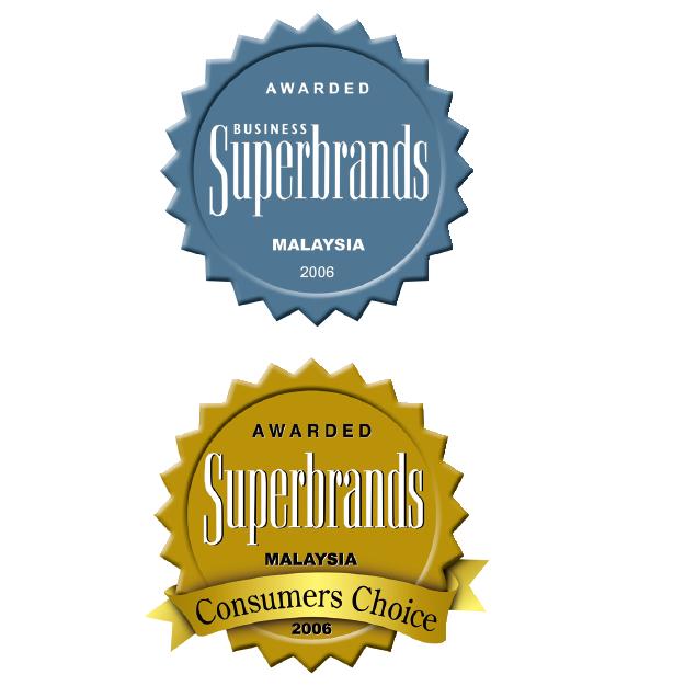 馬來西亞超級品牌獎